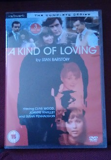 A Kind of Loving TV DVD